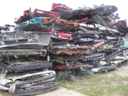 Recykling samochodów