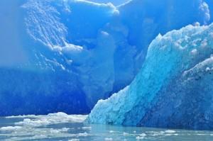 Lodowiec - globalne ocieplenie