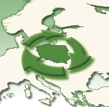 sieć recyklingu