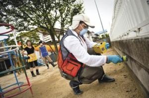 radioaktywnosc Japonia Fukushima 300x199 Co się dzieje z elektrownią atomową Fukushima?
