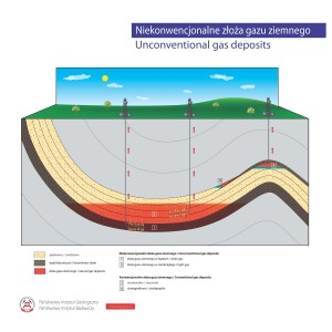 Gaz łupkowy / Fot. Ministerstwo Środowiska