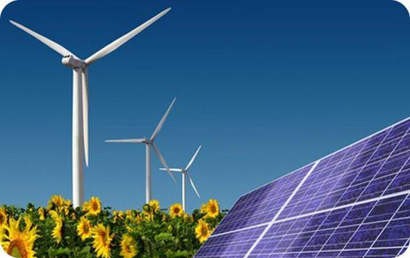 Zielona energia / Fot. WirtualneNiemcy.pl