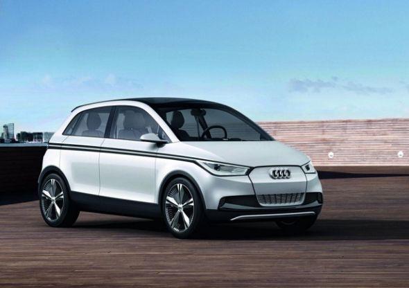 Audi A2 EV Concept Czy ekologia się opłaca?