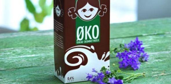 Ekologicznie mleko z Danii / Fot. Matilde