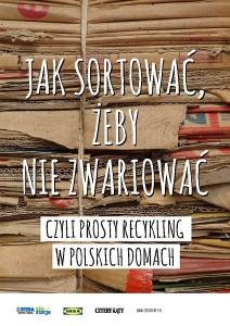 Jak sortować żeby nie zwariować - E-book / Fot. Eko-samorzadowiec.pl