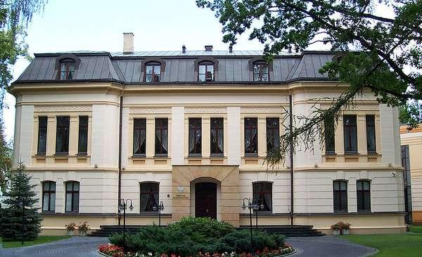 Trybunał Konstytucyjny | Jurij, Wikimedia Commons