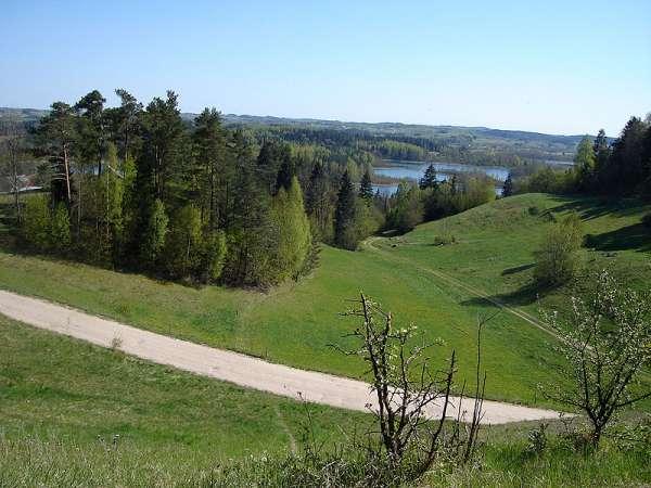 Suwalski Park Krajobrazowy / fot. Aisog / pl.wikipedia.org.