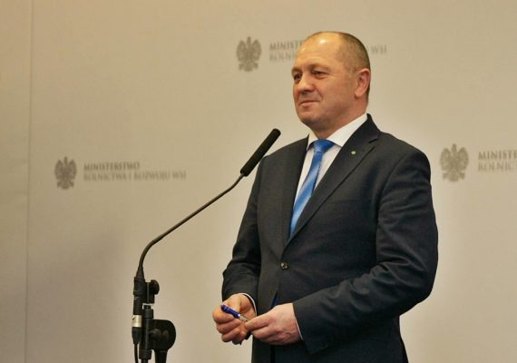 Marek Sawicki - Ministerstwo Rolnictwa