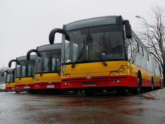 autobusy na gaz - solbus