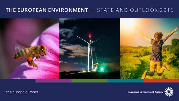 Raport o stanie środowiska w Europie