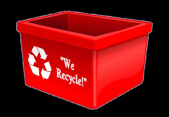 drugie życie odpadów - recykling