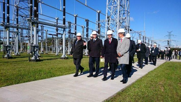 most energetyczny - stacja energetyczna