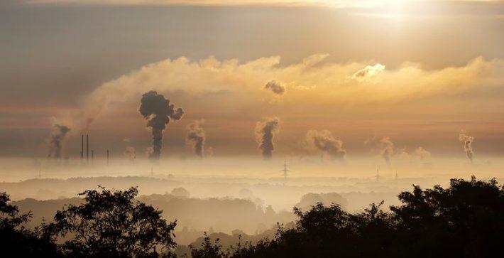sezon grzewczy - zanieczyszczenie powietrza