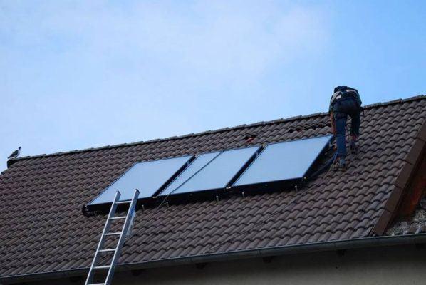 kolektory słoneczne - energia odnawialna
