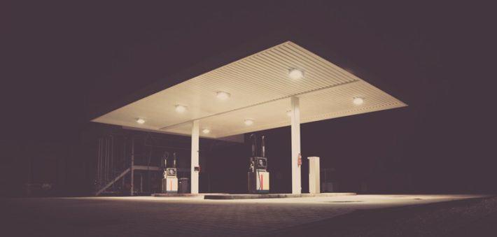 cena benzyny - stacja benzynowa