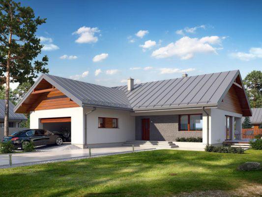 Dom ekologiczny Ando 2