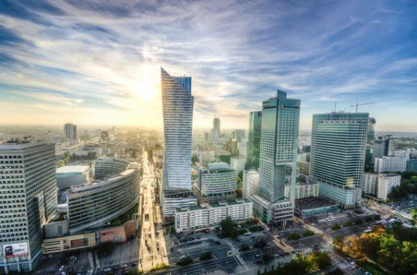 Warszawa - zmiany klimatu